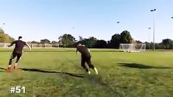 فوتبال تکنیک 100 تکنیک و...