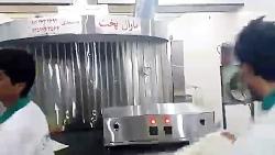 دستگاه نان لواش نرم