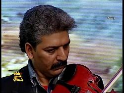 اجرای گروه موسیقی عباس ...