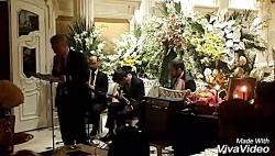 موسیقی زنده شام غریبان...