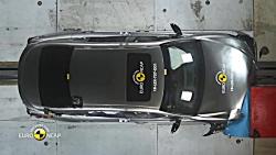 Euro NCAP Crash Lexus ES - تست تصاد...