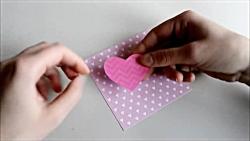 آموزش ساخت کارت هدیه رو...