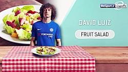 غذای محبوب ستارگان دنی...