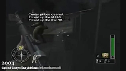 سیر تکاملی بازی Call Of Duty