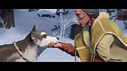 تریلر انیمیشن سفید دندان - White Fang 2018