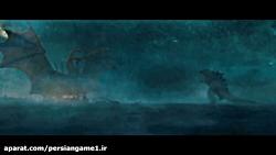 دومین تریلر فیلم Godzilla King of the Monsters