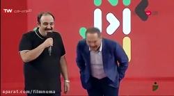 ترکی حرف زدن مهران غفور...
