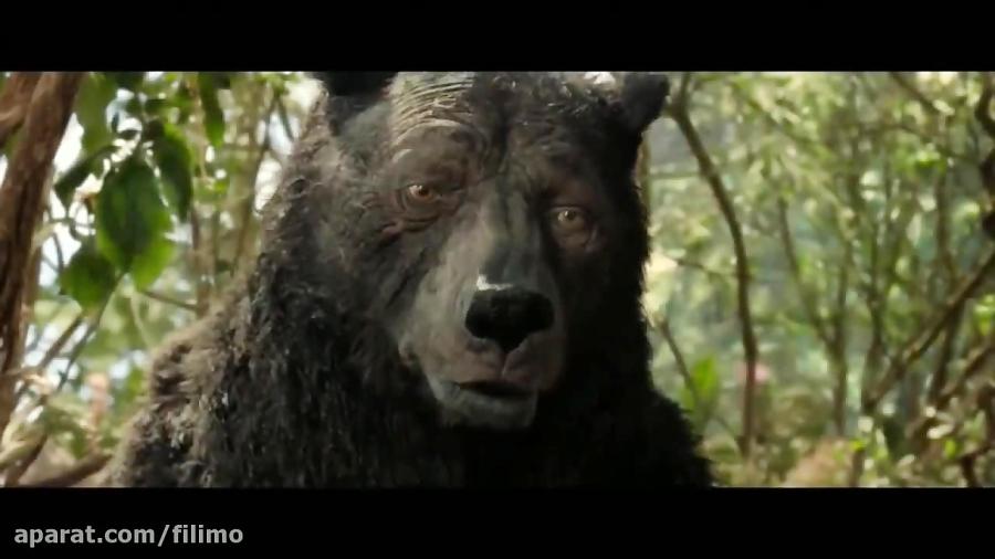 آنونس فیلم سینمایی «موگلی : افسانه جنگل»