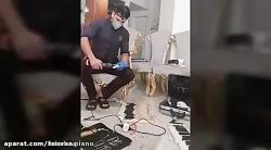 کوک رگلاژ ویسینگ و بازسازی انواع پیانو کارکرده و  مستهلک (کوشا ۰۹۱۲۵۶۳۳۸۹۵)