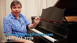 اموزش تکنیک تریل پیانو