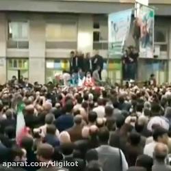 دعوت محمود احمدی نژاد ا...