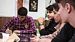 شورای دانش آموزی دبیرستان دانش 2