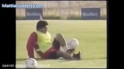 مارادونا و 25 تکنیک کنتر...