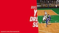 تریلر بازی NBA Live بازی ور...