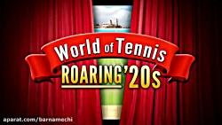 تریلر بازی World of Tennis Roarin...