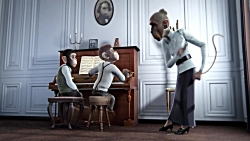 3D Animation Short Film - Monkey Symphony ...
