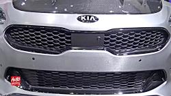 نسخه اسپرت کیا استینگر؛ 2019 Kia DUB Stinger GT