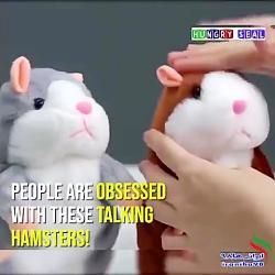 یک عروسک جالب و بامزه