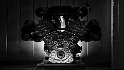 Aston Martin Valkyrie - V12 Cosworth engin...