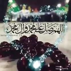 فضیلت صلوات بر محمد و آ...