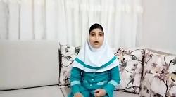دختر نابغه ایرانی