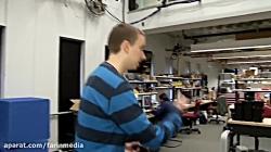 آموزش رباتیک بویژه ربات های پرنده