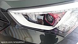 اخبار خودرو - چراغ اسپورت - هیوندای سانتافه