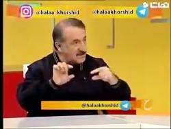 مهران رجبی از شوخی های ...