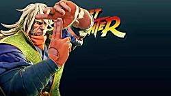 گیم پلی بازی Street Fighter V Ar...