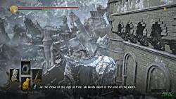 گیم پلی بازی Dark Souls 3 The Ri...
