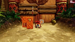 گیم پلی بازی Crash Bandicoot N S...