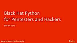 فیلم آموزش Black Hat Python for P...