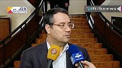 توضیحات وزیر صمت در مورد استعفای داماد روحانی