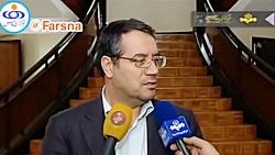 توضیحات وزیر صمت درمورد استعفای داماد روحانی