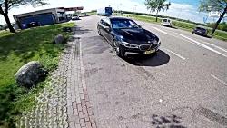 پشت فرمان بی ام و سری7 تیونینگ G پاور  BMW M760Li 6.6 V12