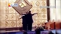 رقص گروهی دختران دانشگاه الزهرا در حضور آقایان!