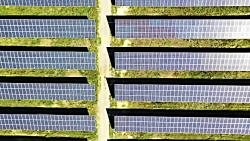 مهندسین خودران هوندا در تاسیسات پنل خورشیدی