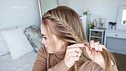 آموزش بافت مو بسیار زیبا