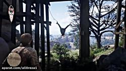 آموزش فارسی رد دد ردمشن 2 - ایستراگ قاتل سریالی در رد دد 2 Red Dead