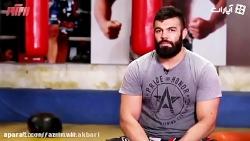 مصاحبه امیر علی اکبری ب...