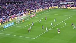 خلاصه بازی بارسلونا 2-0 ...