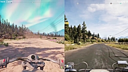 Far Cry New Dawn vs Far Cry 5