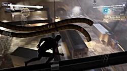 SPIDERMAN PS4 SILVER LINING DLC Walkthroug...