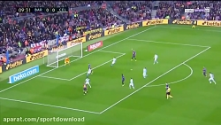 خلاصه بارسلونا 2-0 سلتاو...