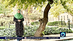 Tehran's Eyn-o-Doleh Garden