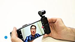 جعبه گشایی و نگاه نزدیک به دوربین DJI Osmo Pocket