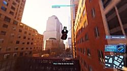 SPIDERMAN PS4 SILVER LINING DLC ENDING Wal...
