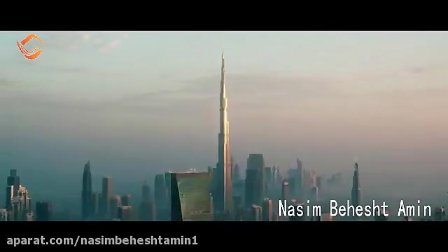 دبی شهر آسمان خراش ها