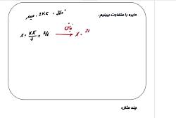 فیلم آموزشی فصل دوم ریاضی دوازدهم - درس دوم