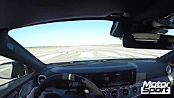 شتاب صفر تا 300 مرسدس AMG GT...